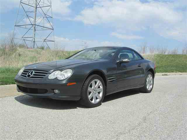 Picture of 2003 Mercedes-Benz SL500 located in Omaha Nebraska - $18,900.00 - NC1N