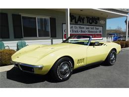 Picture of '68 Corvette located in California - N606