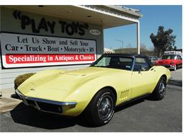 Picture of Classic 1968 Corvette - $49,995.00 Offered by Play Toys Classic Cars - N606