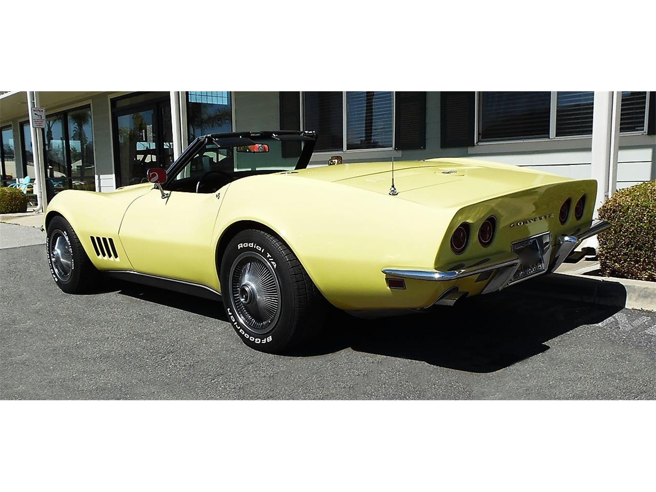 Large Picture of 1968 Corvette located in Redlands California - N606
