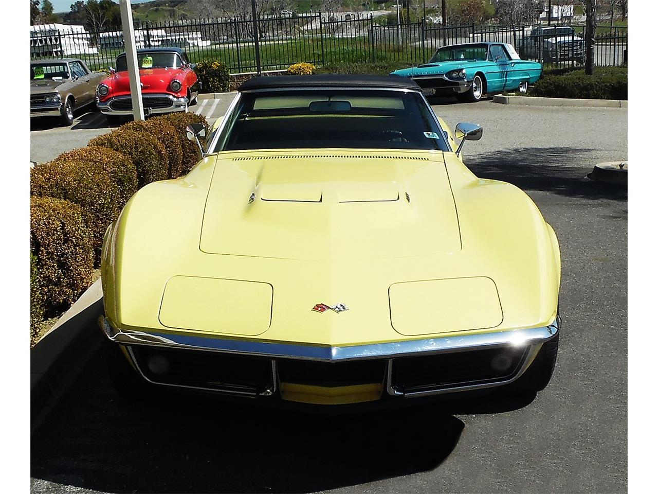 Large Picture of Classic '68 Corvette Offered by Play Toys Classic Cars - N606
