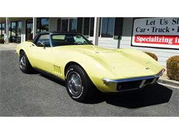 Picture of '68 Corvette located in California - $49,995.00 Offered by Play Toys Classic Cars - N606