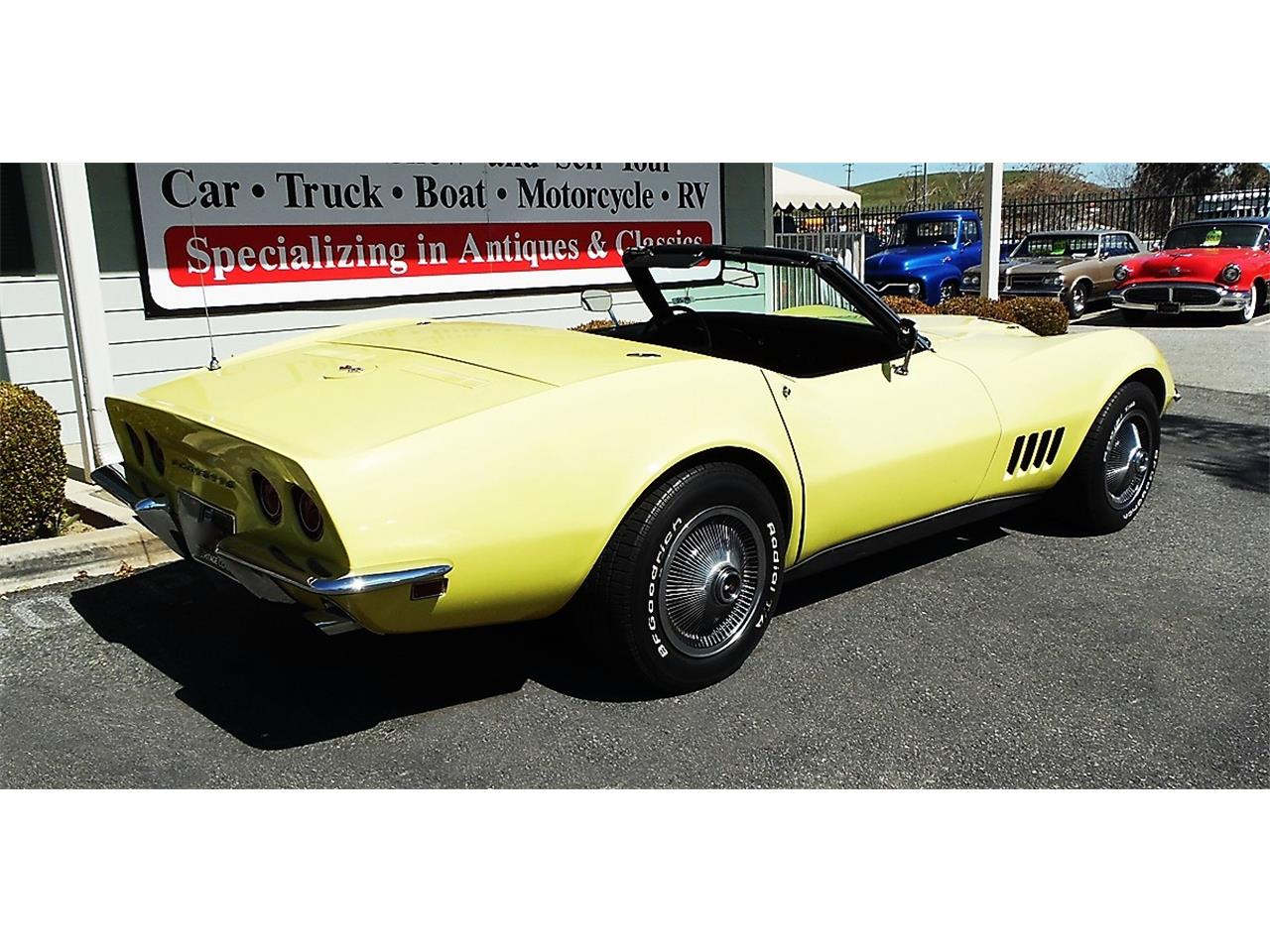 Large Picture of Classic '68 Chevrolet Corvette - $49,995.00 - N606