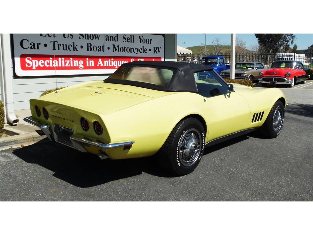 Large Picture of 1968 Chevrolet Corvette located in California - $49,995.00 - N606
