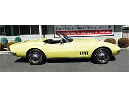 Picture of Classic '68 Corvette Offered by Play Toys Classic Cars - N606