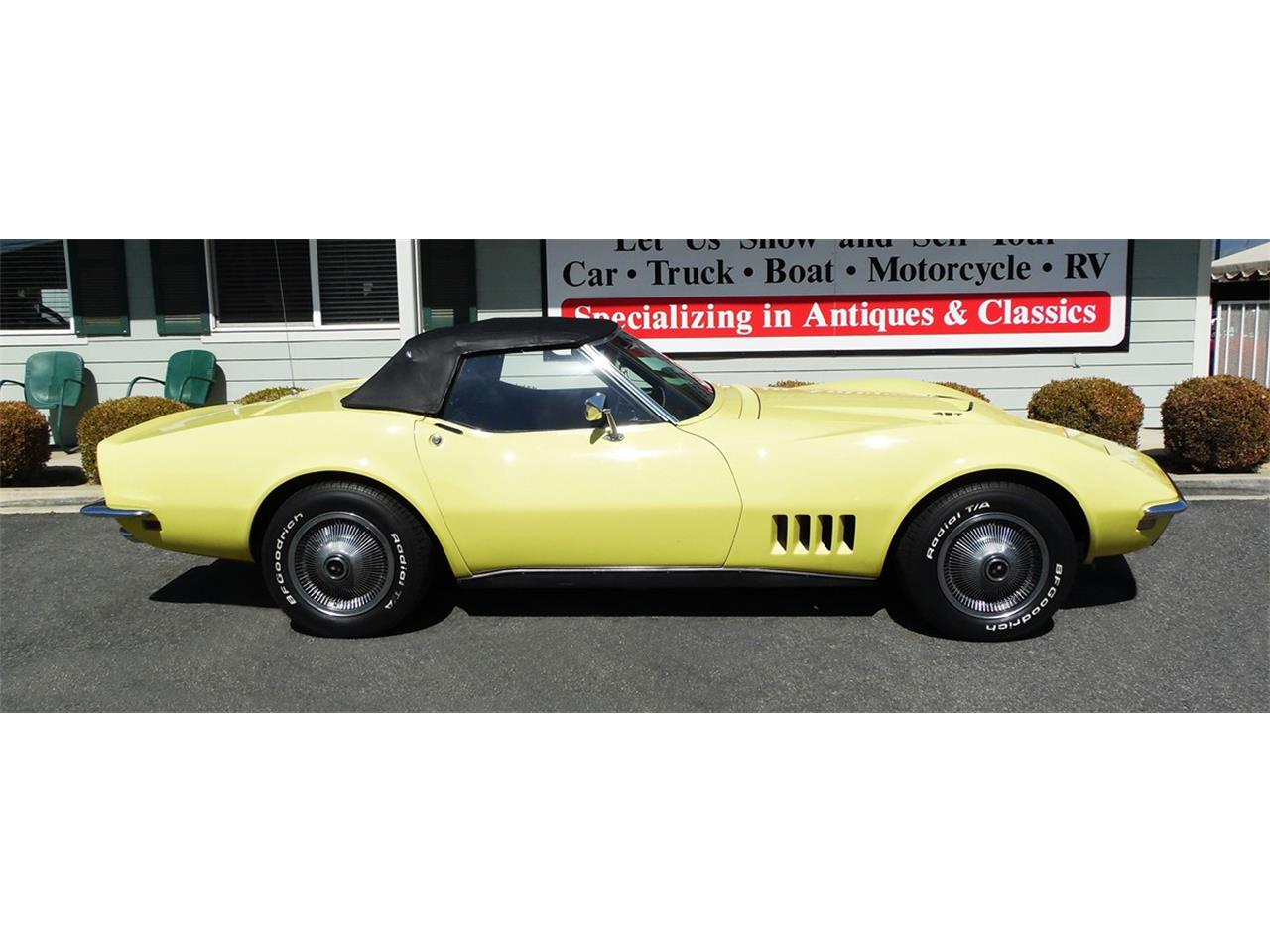 Large Picture of Classic '68 Corvette - $49,995.00 - N606