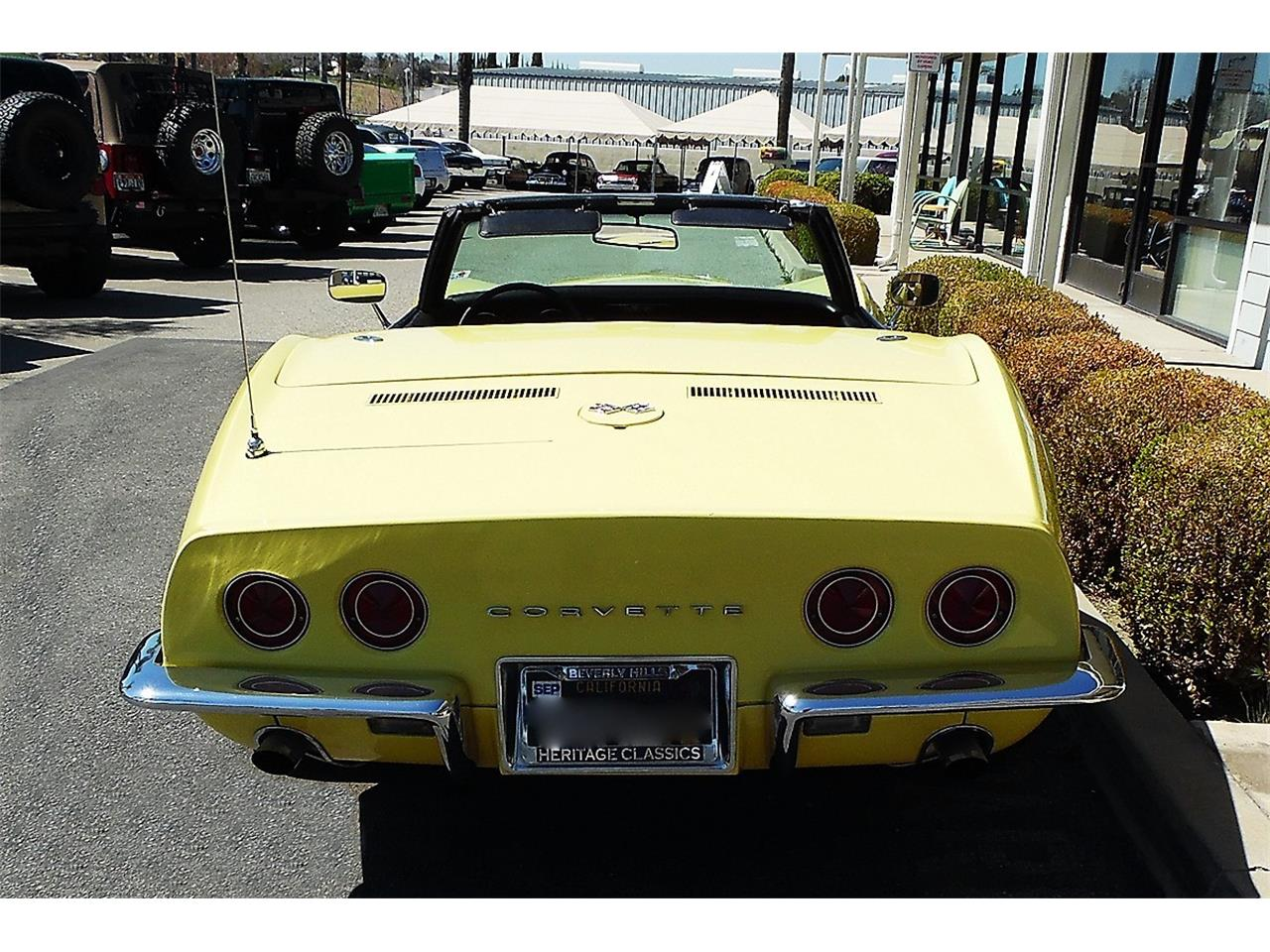 Large Picture of Classic '68 Corvette located in California - N606