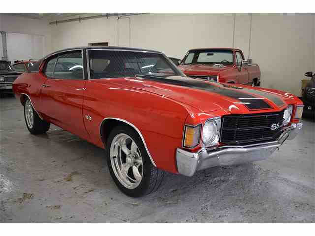 Picture of Classic 1972 Chevrolet Chevelle - $23,999.00 - NC1P