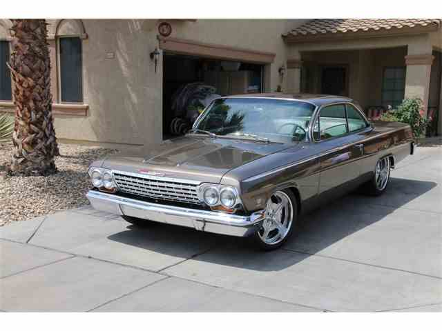 Picture of Classic '62 Chevrolet Biscayne - NC1T