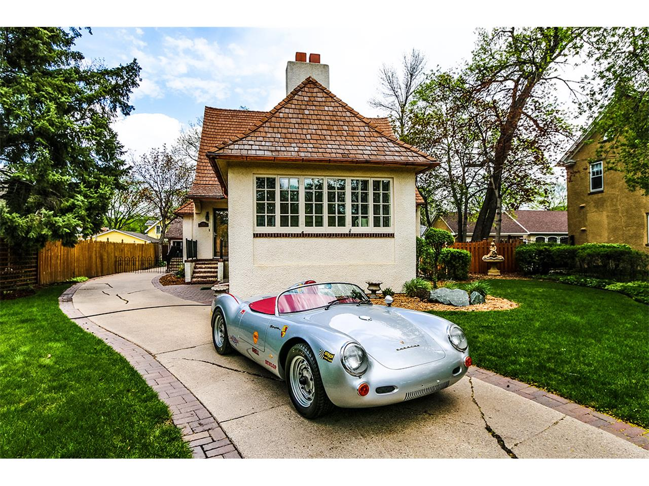 Large Picture of Classic '55 Porsche 550 - NC22