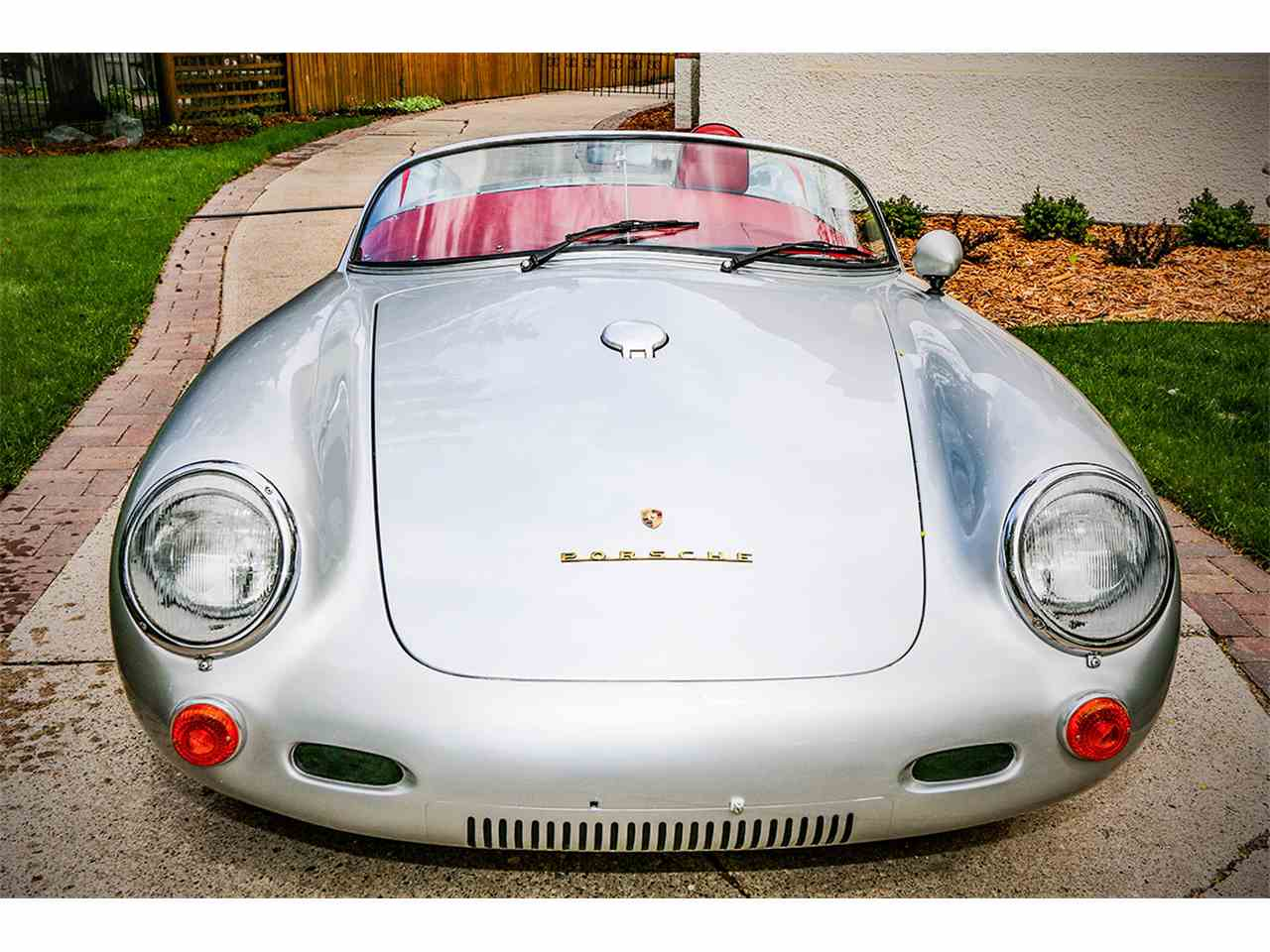 Large Picture of Classic '55 Porsche 550 located in North Dakota - $59,500.00 Offered by a Private Seller - NC22