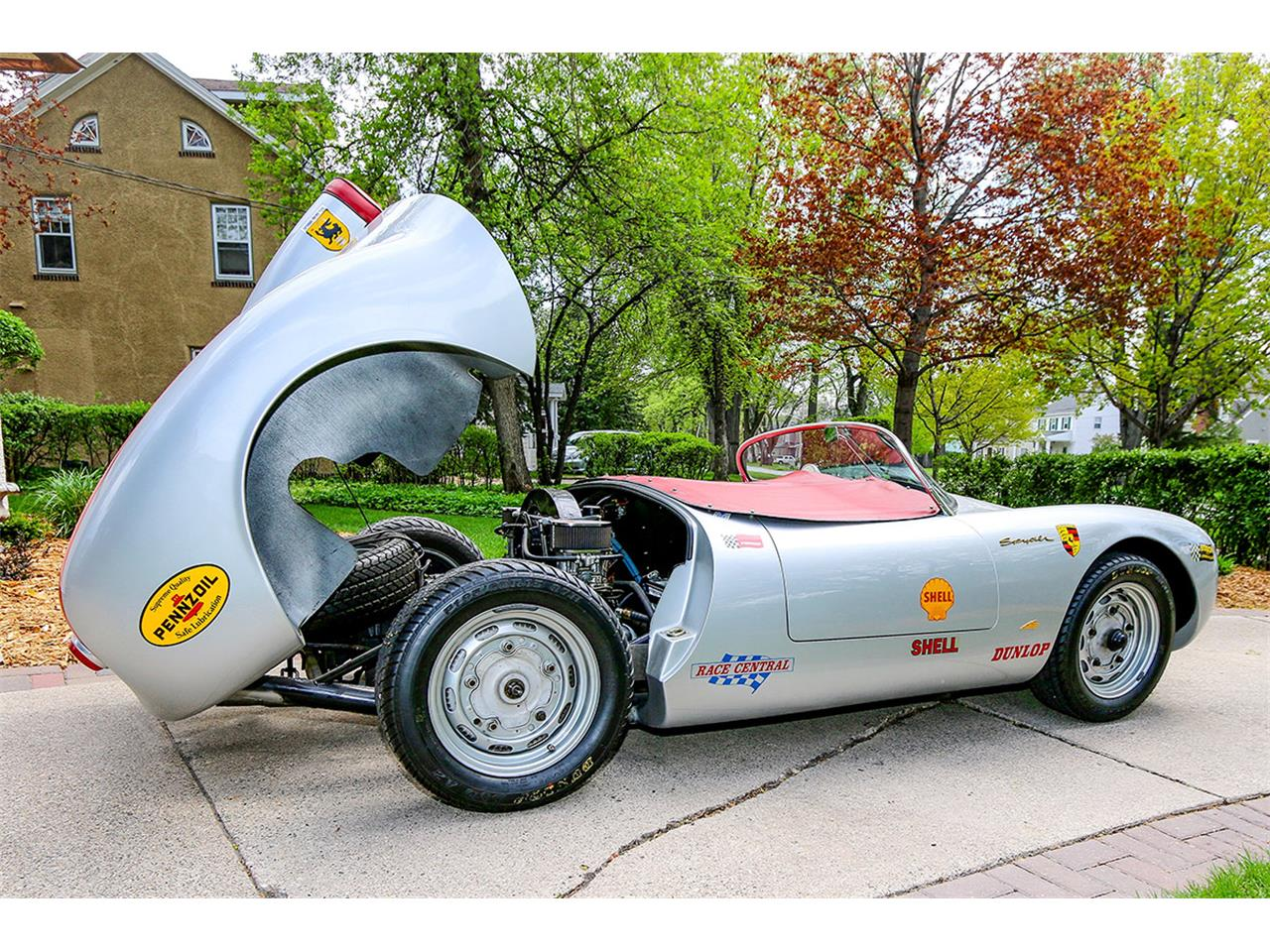 Large Picture of Classic 1955 Porsche 550 located in North Dakota - $54,500.00 Offered by a Private Seller - NC22