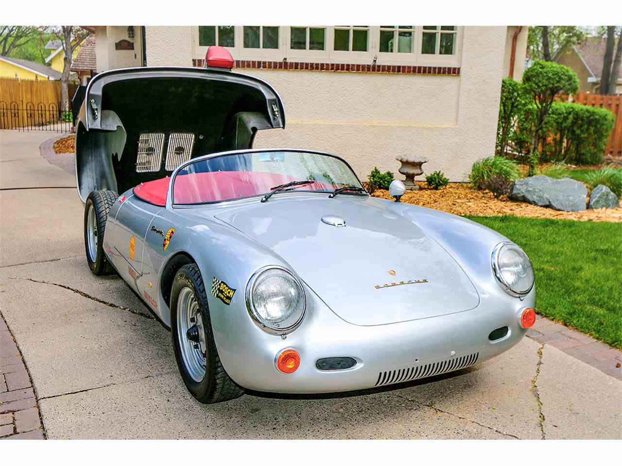 Large Picture of Classic '55 Porsche 550 Offered by a Private Seller - NC22