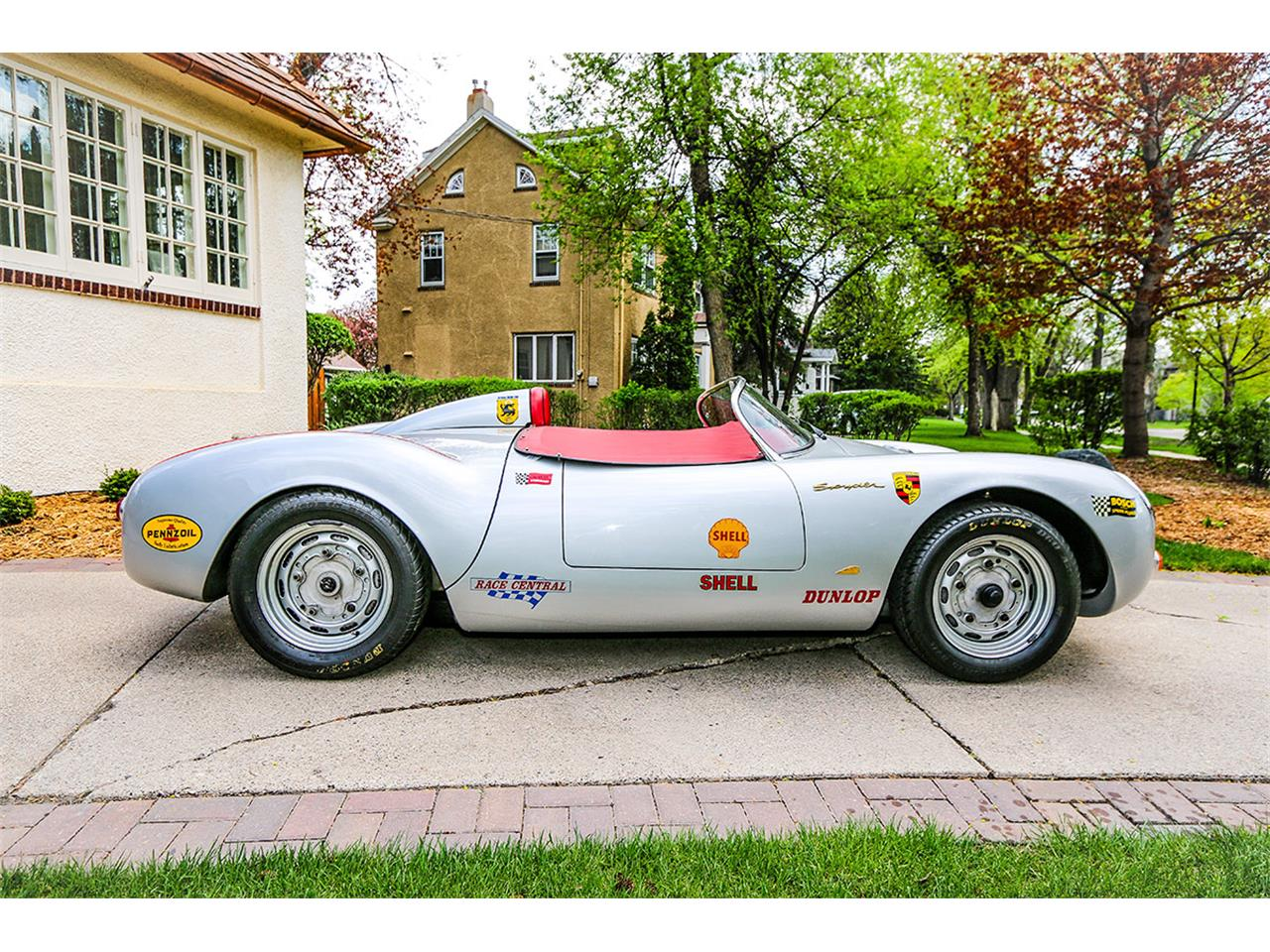 Large Picture of 1955 Porsche 550 located in North Dakota - $54,500.00 - NC22
