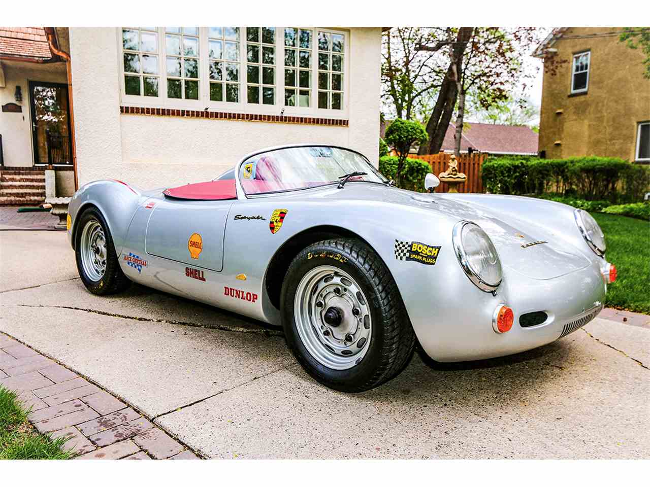 Large Picture of Classic 1955 Porsche 550 located in North Dakota - $59,500.00 Offered by a Private Seller - NC22