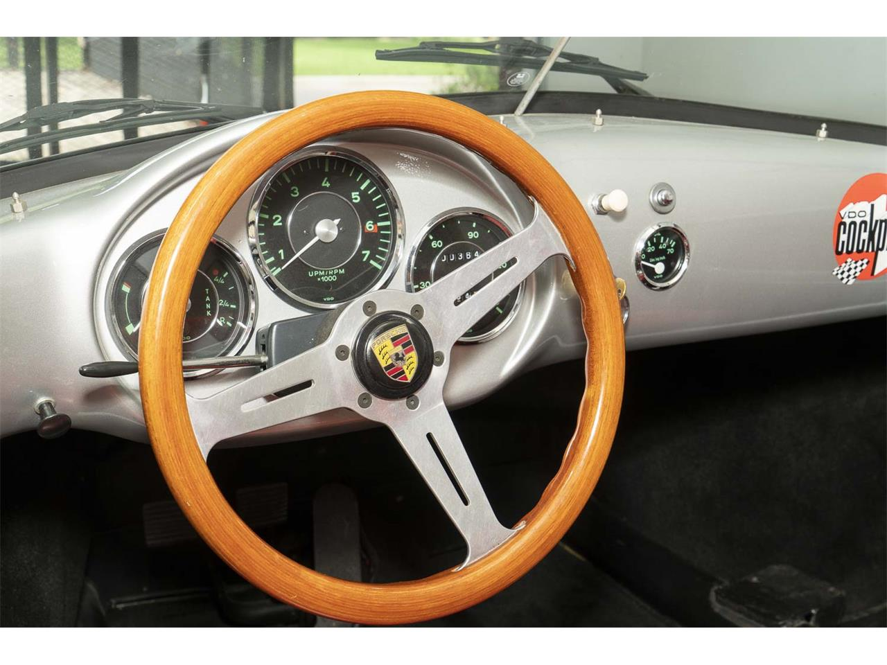 Large Picture of 1955 Porsche 550 - NC22