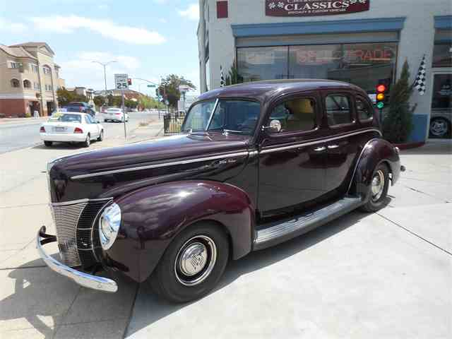 Picture of Classic 1940 Ford Sedan Offered by  - NC2C