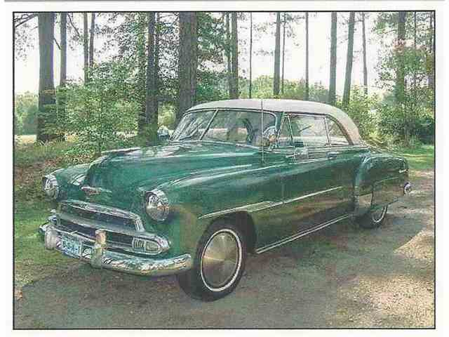 Picture of '51 Chevrolet Bel Air located in Parnell Missouri - NC2H
