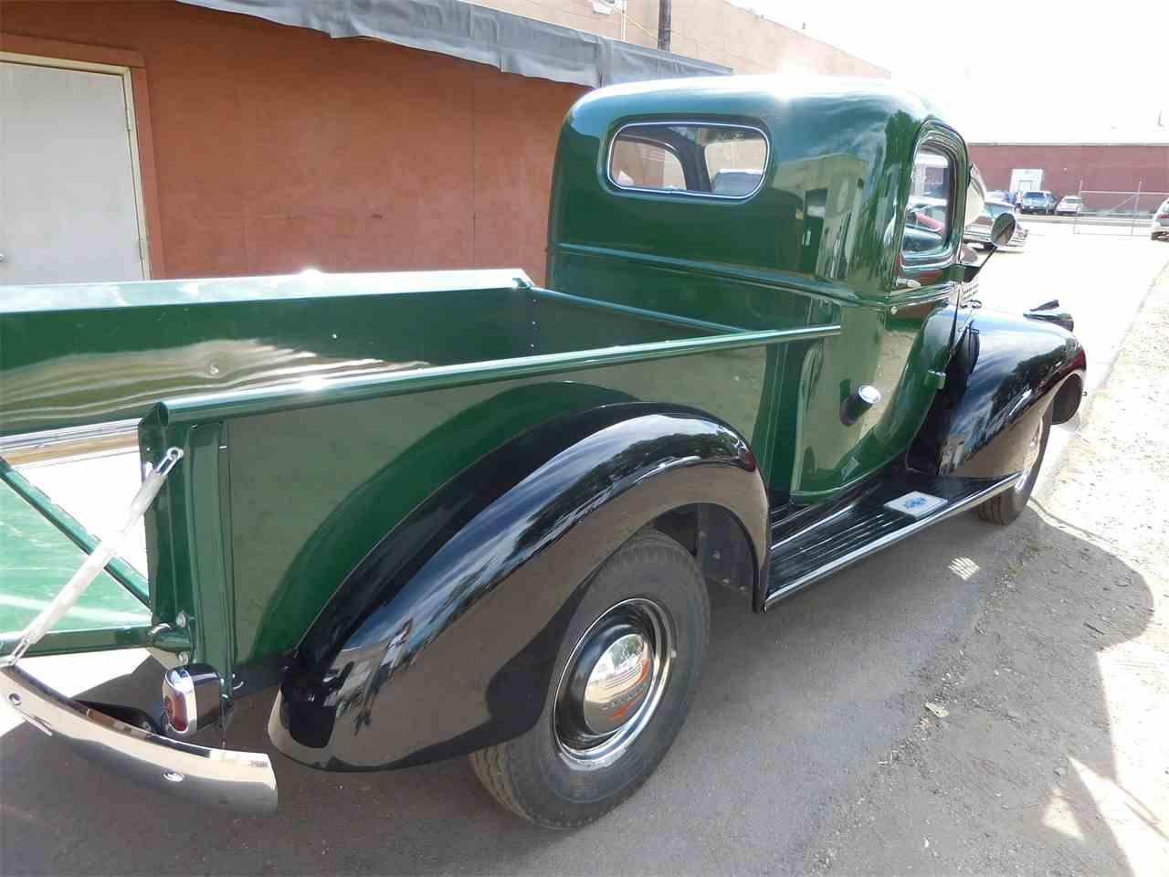 1945 chevrolet pickup for sale cc 1088738. Black Bedroom Furniture Sets. Home Design Ideas