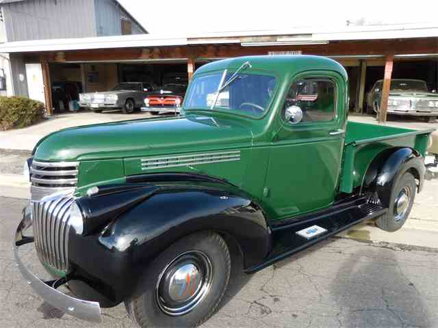 Picture of Classic '45 Pickup Offered by  - NC2Q