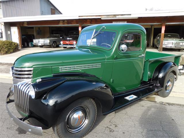 Picture of '45 Pickup - NC2Q