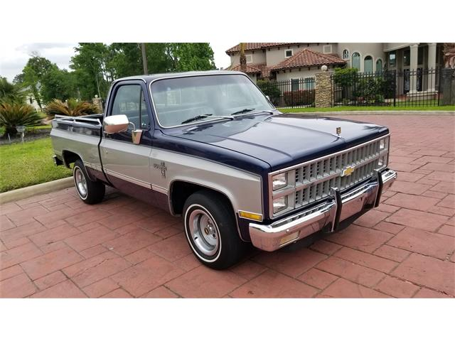 Picture of 1982 C10 located in Texas Offered by  - NC2T