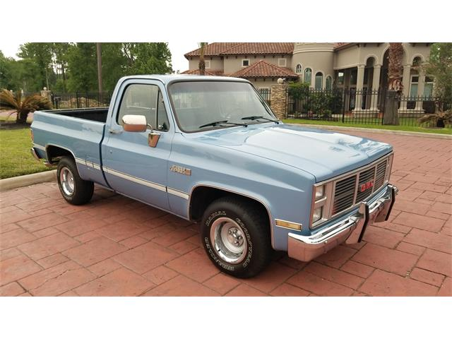 Picture of '87 C/K 10 located in Conroe Texas - $19,900.00 - NC2X