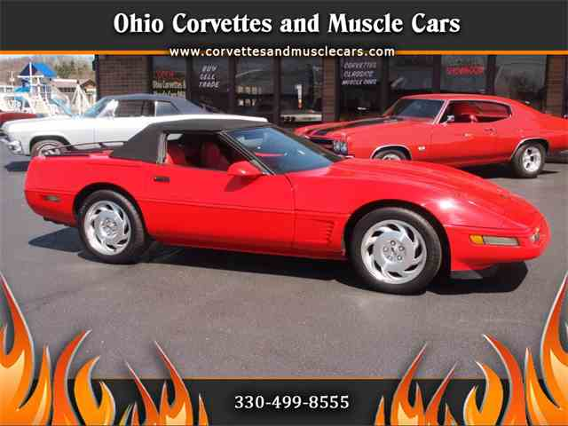 Picture of 1996 Corvette located in North Canton Ohio - $25,500.00 Offered by  - NC3L