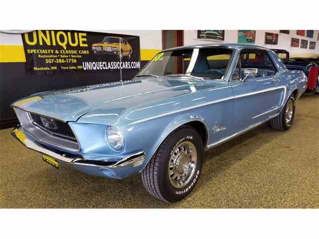 Picture of Classic 1968 Mustang Offered by Unique Specialty And Classics - N60D
