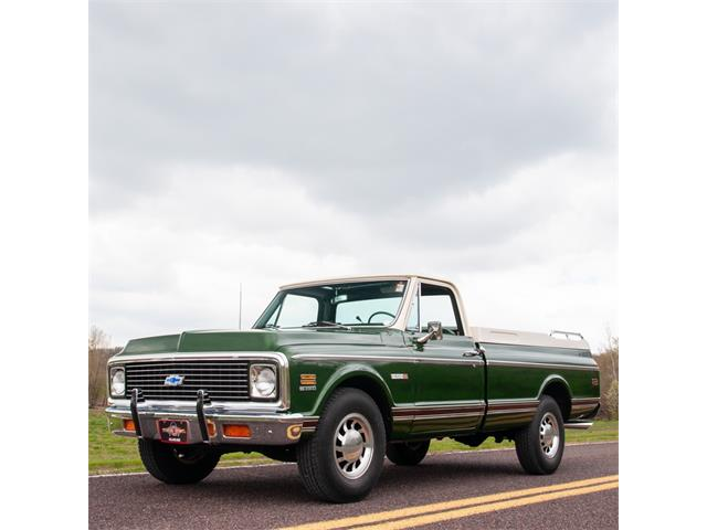 1971 Chevrolet C20 Fleetside