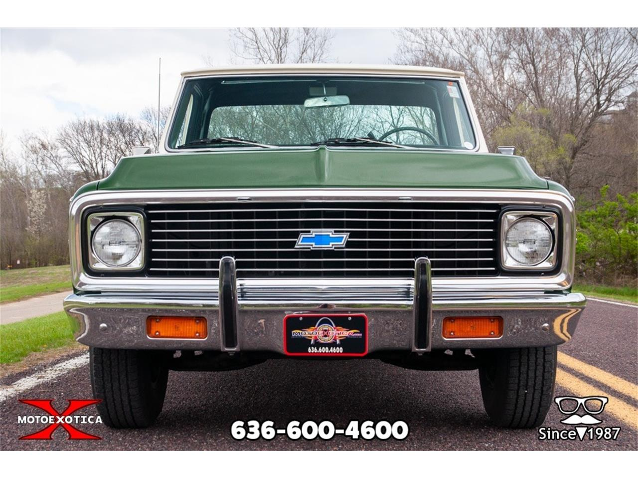 Large Picture of 1971 C20 Fleetside - $26,900.00 Offered by MotoeXotica Classic Cars - NC3N