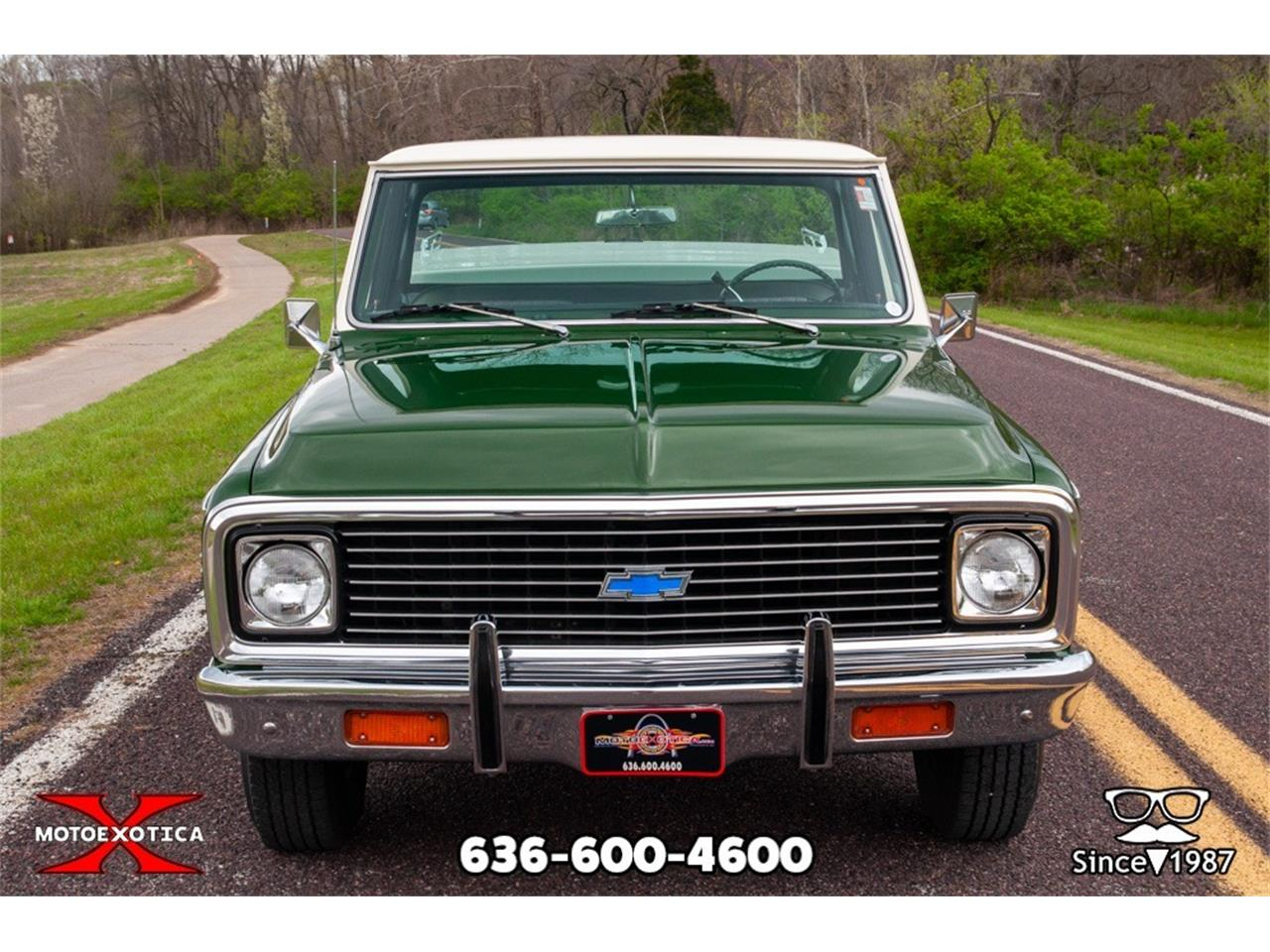 Large Picture of 1971 Chevrolet C20 Fleetside located in St. Louis Missouri - $26,900.00 - NC3N