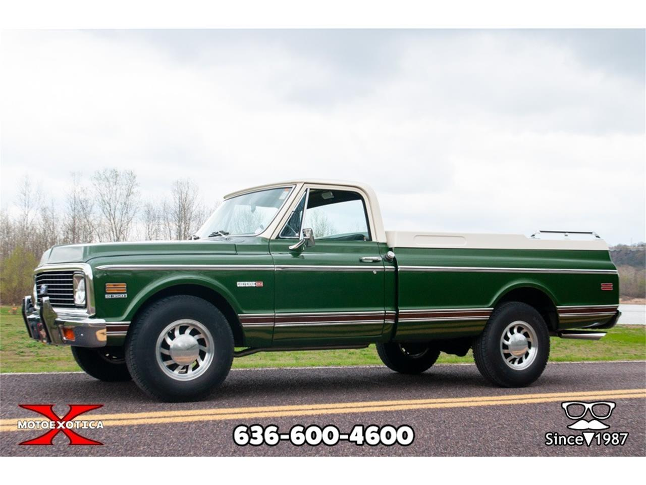 Large Picture of Classic 1971 Chevrolet C20 Fleetside - $26,900.00 - NC3N