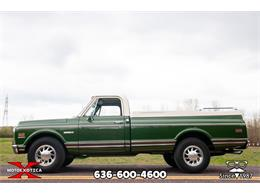 Picture of '71 Chevrolet C20 Fleetside - $26,900.00 Offered by MotoeXotica Classic Cars - NC3N