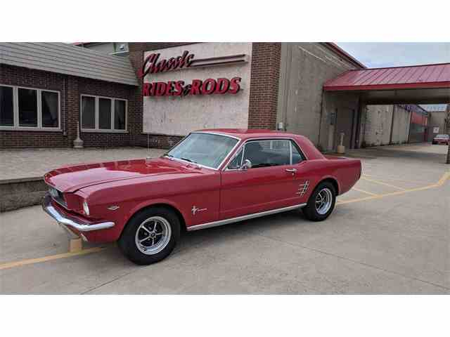 Picture of '66 Mustang - NC3T