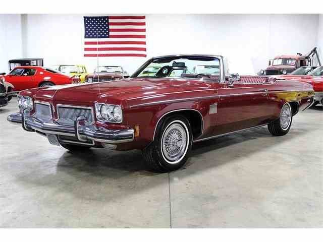 Picture of 1973 Oldsmobile Delta 88 located in Michigan Offered by  - NC4B