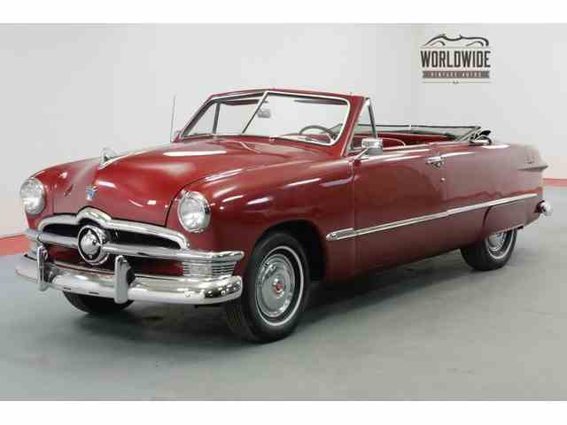 Picture of Classic '50 Ford Convertible located in Denver  Colorado - NC4N