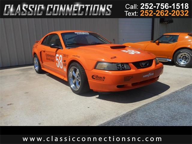 Picture of '01 Mustang - NC4O