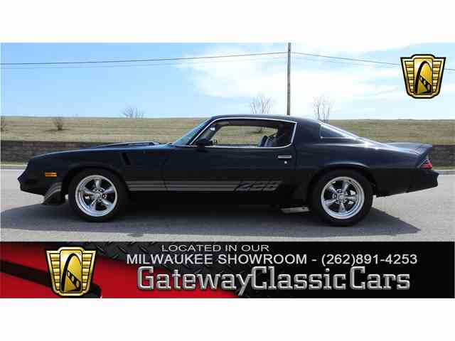 Picture of '81 Chevrolet Camaro located in Wisconsin Offered by  - NC4Q