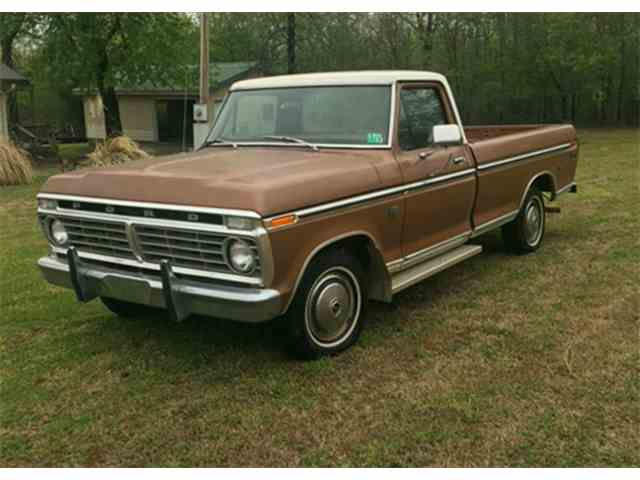 Picture of '73 F100 - NC56
