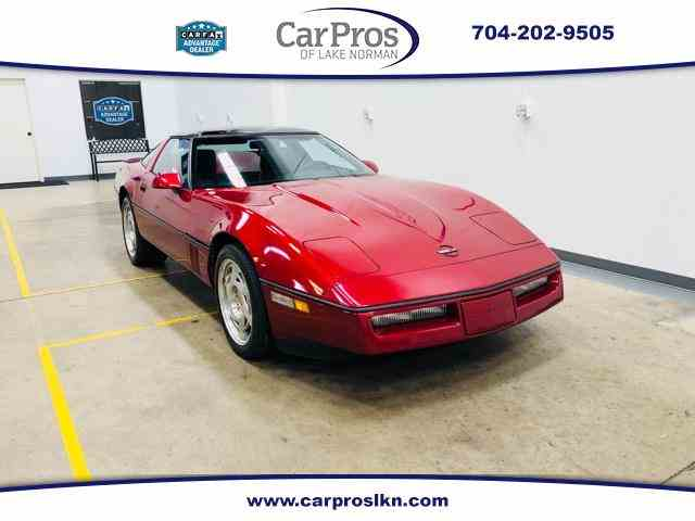 Picture of 1990 Chevrolet Corvette Offered by  - NC59