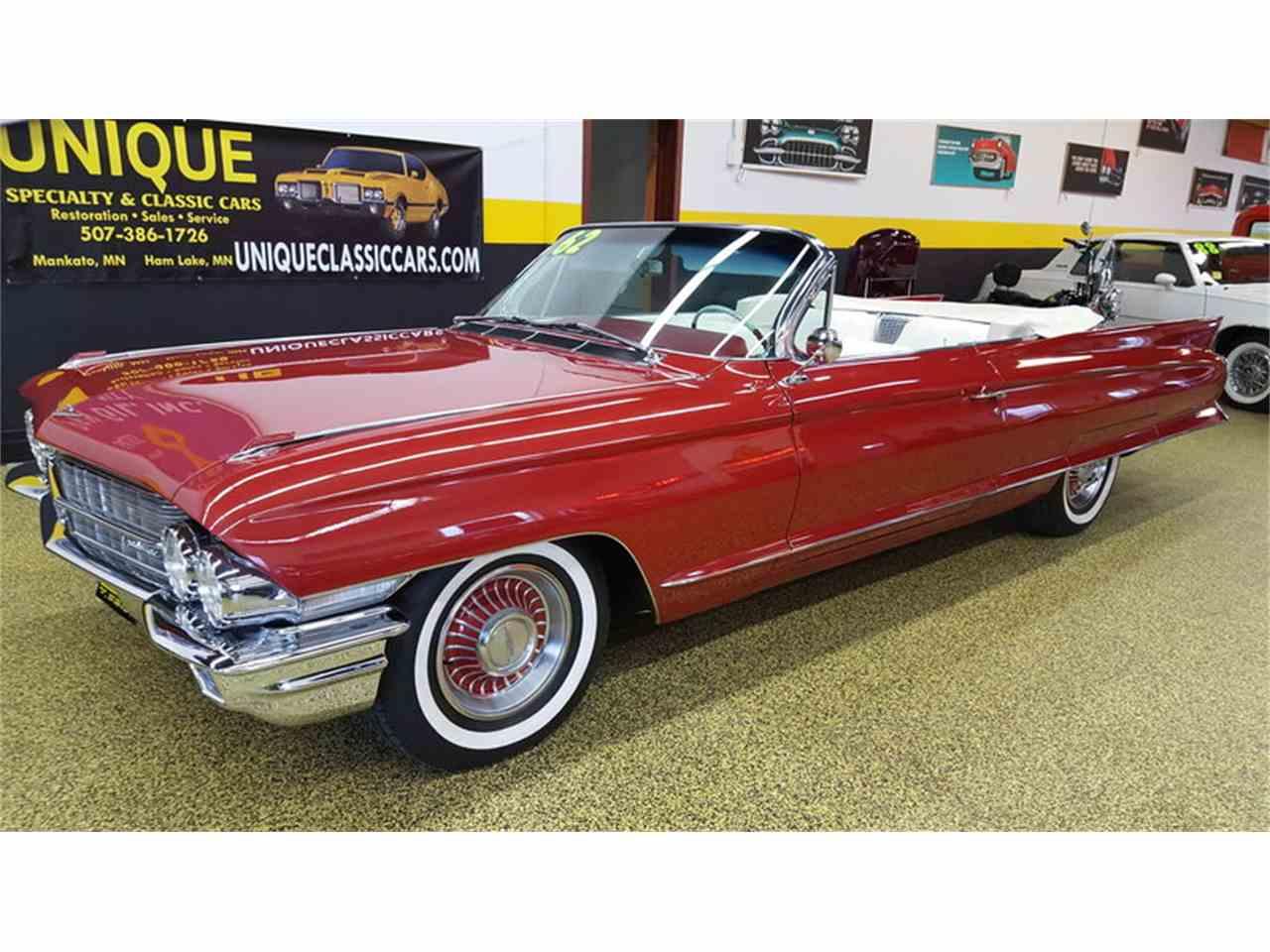 1962 Cadillac Series 62 for Sale | ClassicCars.com | CC-1080883