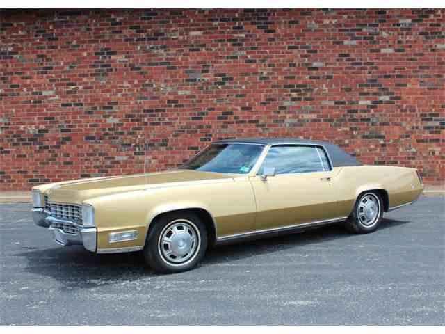 Picture of 1968 Eldorado located in Tulsa Oklahoma - NC5A