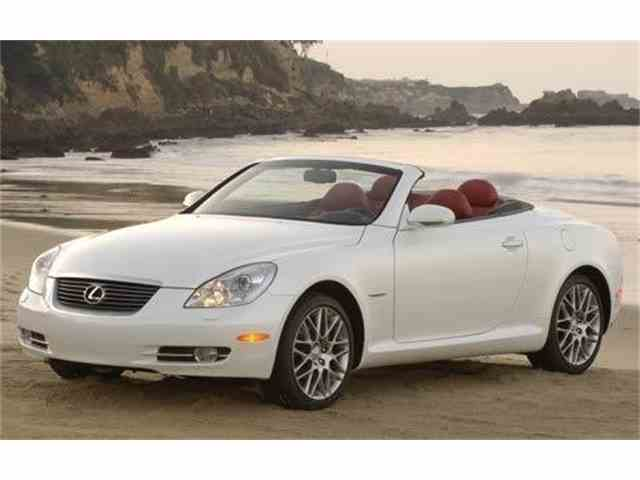 Picture of '07 SC430 - NC64