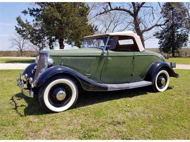 Picture of '34 Roadster - NC6E