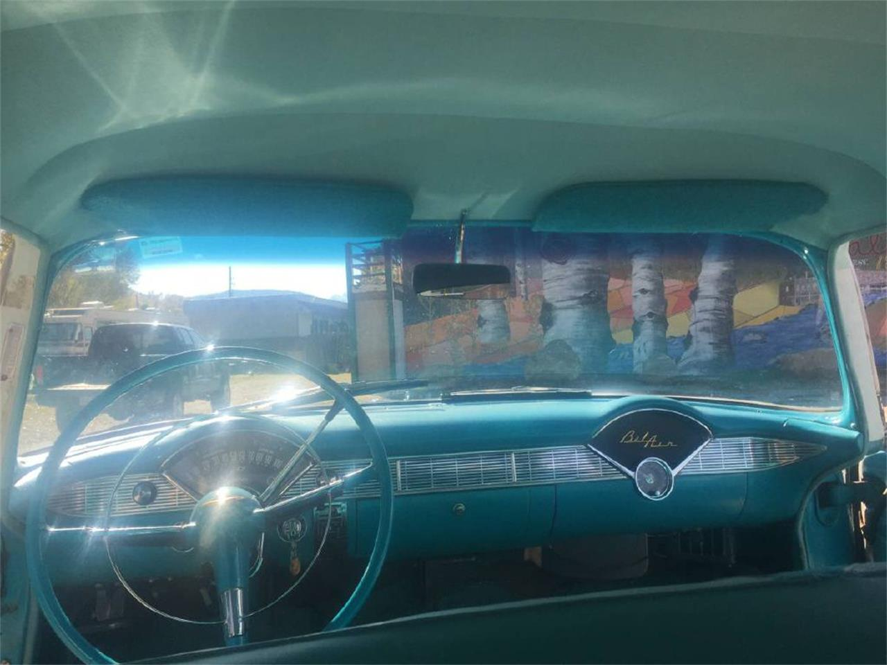 Large Picture of 1956 Chevrolet Bel Air located in West Pittston Pennsylvania - NC72