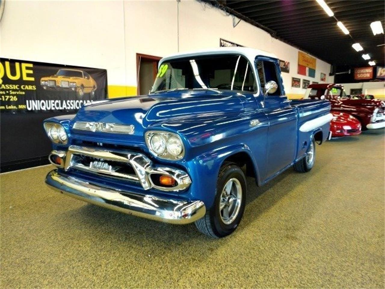 Large Picture of 1959 GMC Pickup located in Mankato Minnesota Offered by Unique Specialty And Classics - N60Q