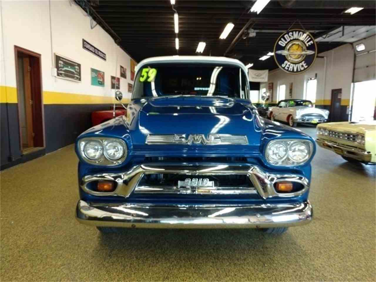Large Picture of '59 Pickup - N60Q