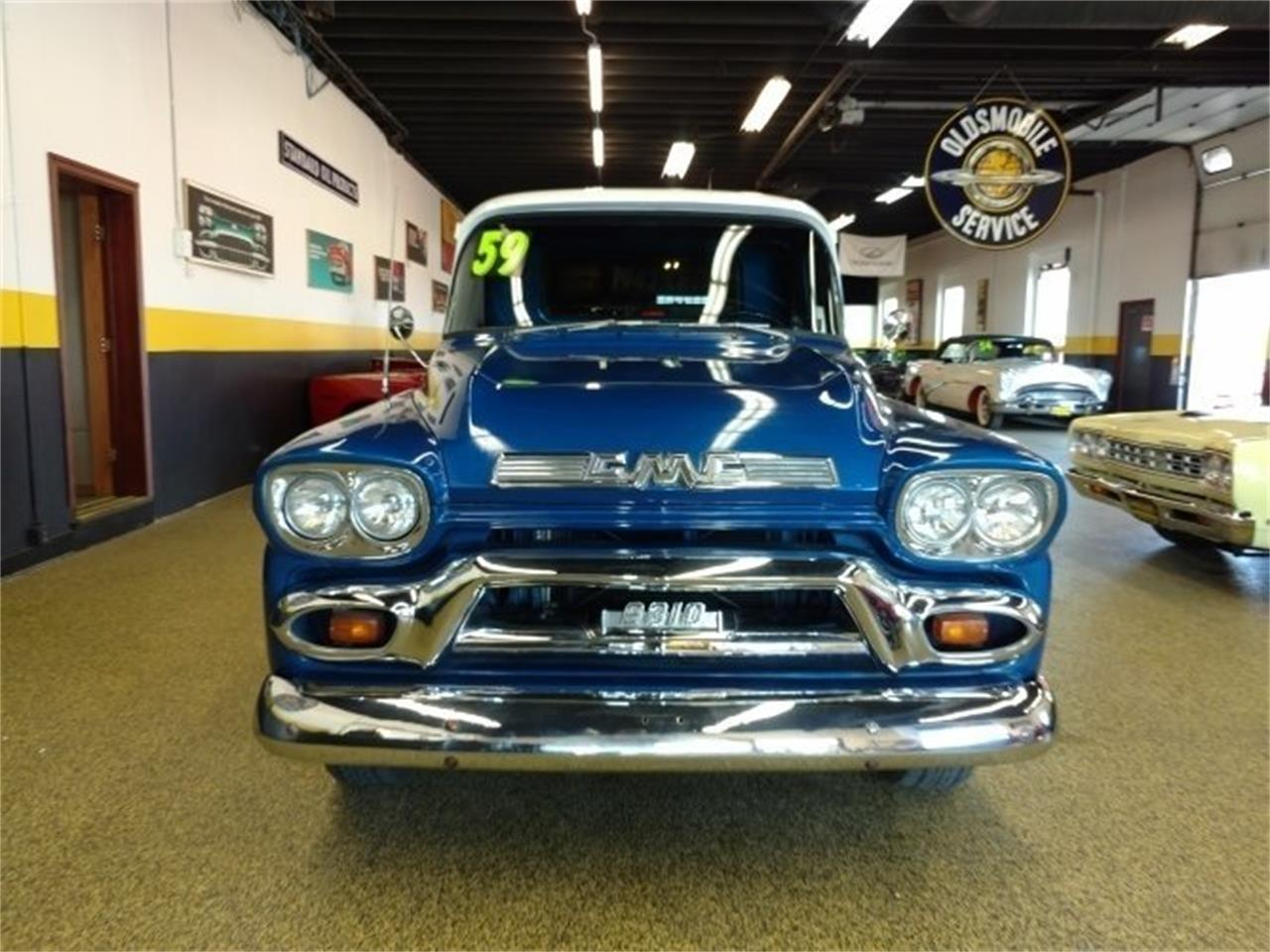 Large Picture of '59 GMC Pickup - $17,900.00 Offered by Unique Specialty And Classics - N60Q