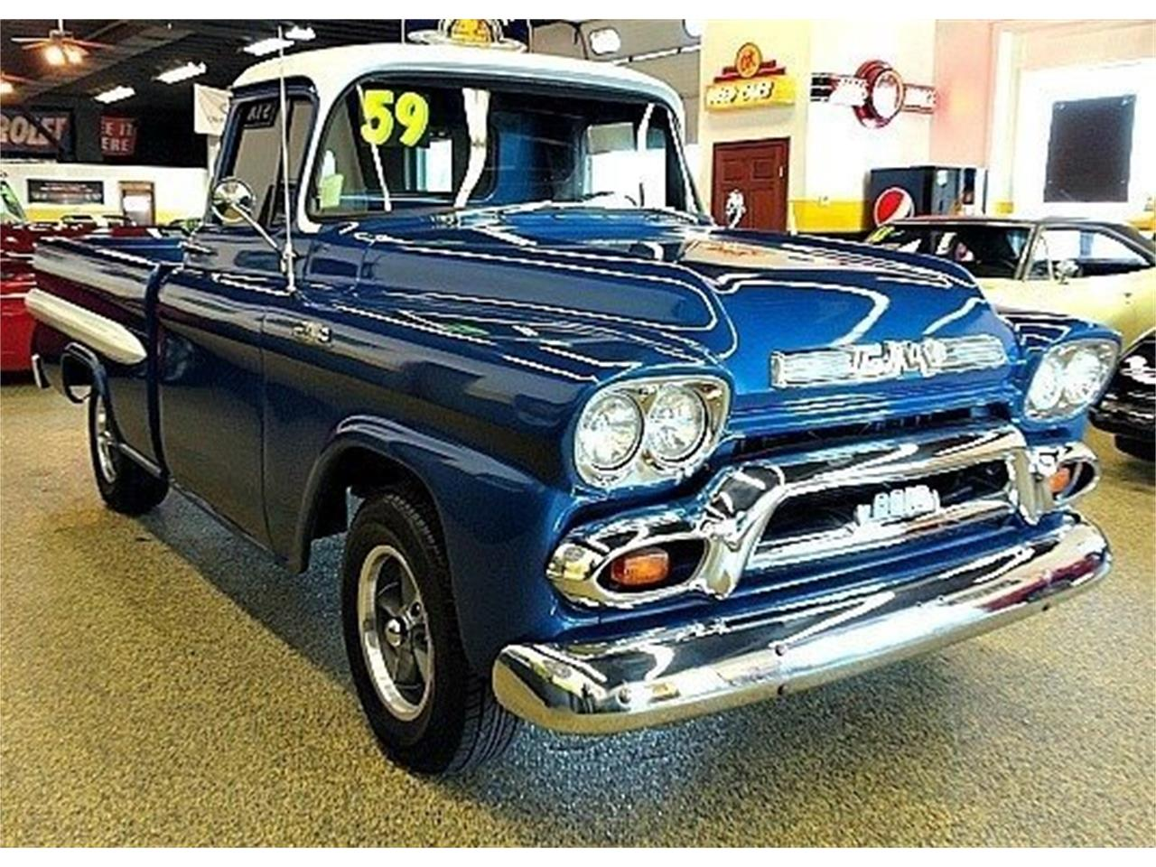 Large Picture of Classic 1959 Pickup located in Mankato Minnesota Offered by Unique Specialty And Classics - N60Q